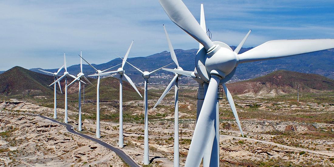 Resultado de imagen de eolico tenerife